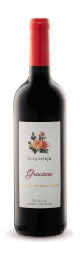 Botella GRACIANO-Burgo-Viejo